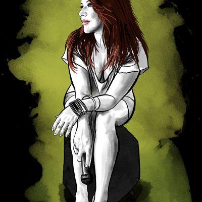 Poster art by Jen Thomas